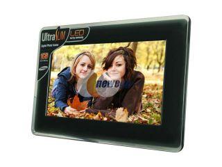 "SAMSUNG SPF 87H 8"" 800 x 480 Digital Photo Frame"