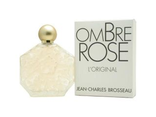 OMBRE ROSE by Jean Charles Brosseau EDT SPRAY 3.4 OZ for WOMEN