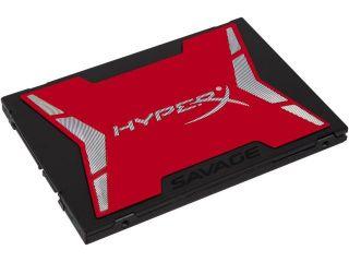 """HyperX Savage 2.5"""" 480GB SATA III Internal SSD (w/ Upgrade Bundle Kit) SHSS3B7A/480G"""