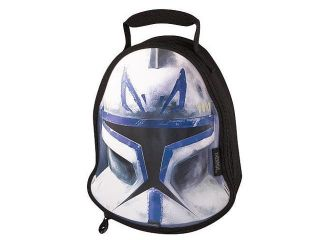 Thermos Star Wars Trooper Helmet Soft Lunch Box Insulated Bag Lunchbox