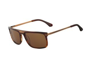 SEAN JOHN Sunglasses SJ849S 604 Burgundy Horn 57MM