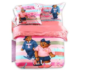 Northern Lights Children cotton series 4 Piece childrens bedding collections