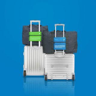 "Alife™ Design Happy Flight 18"" Foldable Duffel Bag   7930125"