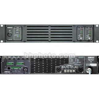 Ashly PE 800DSP2   Rackmount Stereo Power Amplifier PE800DSP2