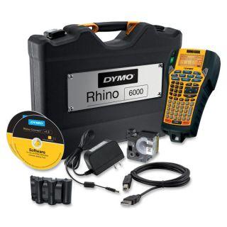 Dymo RHINO 6000 Hard Case Kit   11899274   Shopping