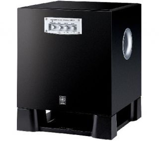 Yamaha 270W Powered Subwoofer with Dual Inputs —
