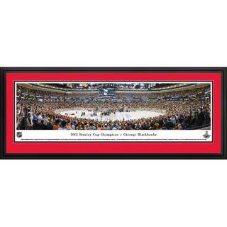 BlakewayPanoramas NHL 2013 Stanley Cup Champions   Chicago Blackhawks