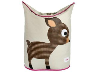 3 Sprouts Laundry Hamper   Brown Deer