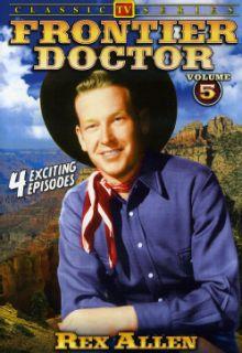 Frontier Doctor Vol 5 (DVD)   12918889 Big