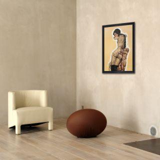 Schiele Mutter und Kind Canvas Art by Tori Home