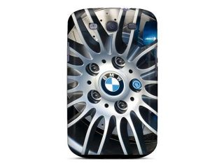New TBJ7177CoHq Bmw Concept 1 Series Wheel Section Skin Case Cover Shatterproof Case For Galaxy S3