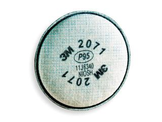 Particulate Filter P95 3M Respiratory Protection 2071