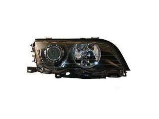 Depo 344 1103RMASHM2 Passenger Side Replacement Headlight For BMW 320i