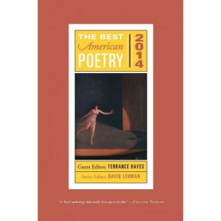 The Best American Poetry 2014 ( BEST AMERICAN POETRY) (Hardcover