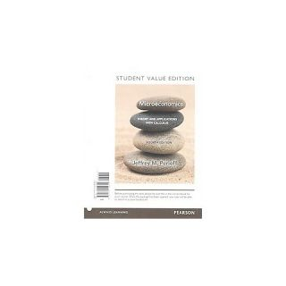 Microeconomics ( The Pearson Series in Economics) (Student) (Book