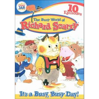 The Busy World of Richard Scarry: Its a Busy, Busy Day!