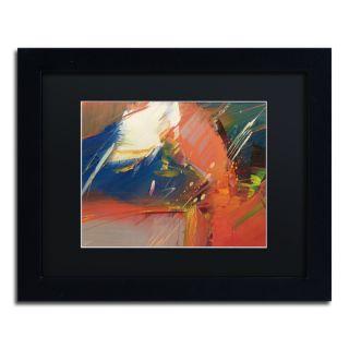 Ricardo Tapia Presence Black Matte, Black Framed Wall Art   17548661