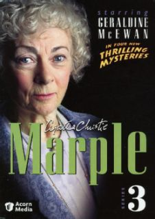 Miss Marple Series 3 (DVD)   Shopping