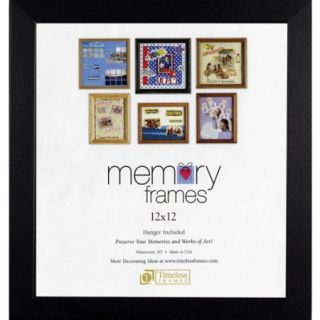 Timeless Frames Anna Memory 12x12 Photo Frame, 2 Pack