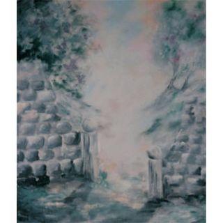Studio Dynamics 5x7 Canvas Scenic Background LSM   57LSANDI