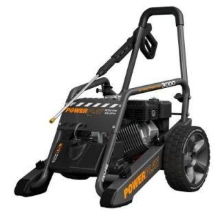 Powerplay Streetfighter 3000 PSI 2.5 GPM Honda GC190 Engine Annovi Reverberi Axial Pump Gas Pressure Washer DISCONTINUED SF130HH25ARNLQC