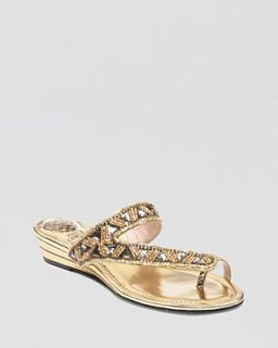 VINCE CAMUTO Demi Wedge Sandals   Indio