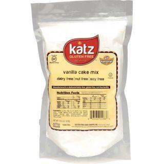 Katz Gluten free Vanilla Cake Mix (2 Pack)   17092321
