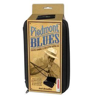 Hohner Hohner PBH7 7pc Piedmont Blues set Harmonica   TVs