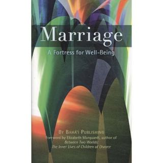Marriage: A Fortress for Well Being