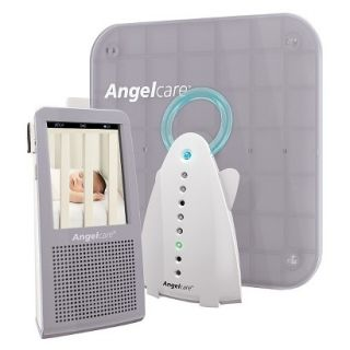 Angelcare AC1100 Video, Movement and Sound Monitor with 1 Rechargeable