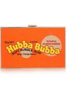 Hubba Bubba Imperial elaphe clutch  Anya Hindmarch