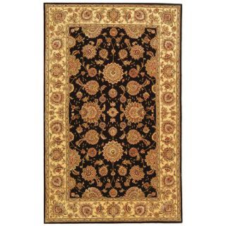 Persian Court Shah Abbasi PC123B Plum / Ivory Oriental Rug by Safavieh