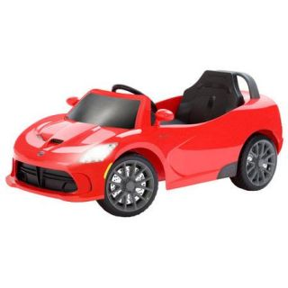 Kid Trax Dodge Viper SRT 6V Battery Powered Car