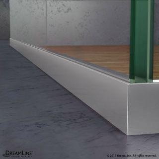 Dreamline SHDR 3230303 04 Linea Brushed Nickel Shower Doors
