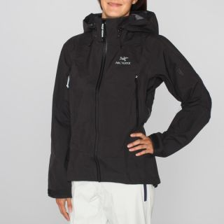 Arcteryx Womens Beta AR Black Ski Jacket   14756619