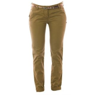 Scotch & Soda Maison Scotch Women's Belted Chinos