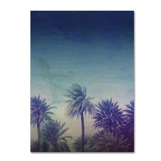 Leah Flores Lets Run Away To the Sea Canvas Art   17347233