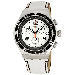 Swatch Irony Chrono Clean Vision Mens Watch YOS438
