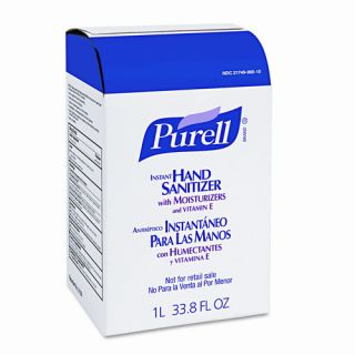 PURELL Instant Hand Sanitizer NXT Refill   1000 ml by GO JO INDUSTRIES