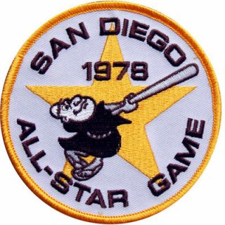 San Diego Padres 1978 Replica All Star Game Patch
