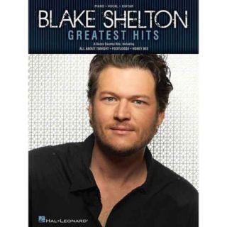 Blake Shelton Greatest Hits