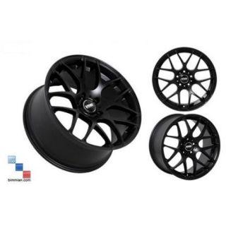 Bimmian V10AA1153 VMR V710 Wheels For Many BMW, 20 x 10 ET25 5 x 120 72. 6   Matte Black