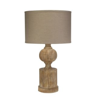 Jamie Young Company Winward 27.5 H Table Lamp with Drum Shade