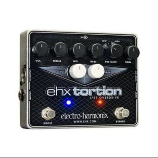 Electro Harmonix EHX Tortion JFET Overdrive Pedal