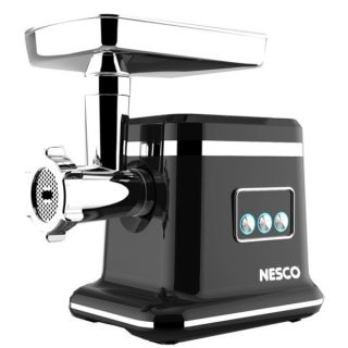 Pro Series by Weston #22 Stainless Steel Electric Meat Grinder