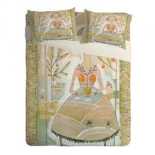 Cori Dantini Always Thoughtful Pillowcase by DENY Designs