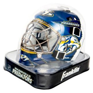 Franklin NHL Nashville Predators Mini Goalie Mask