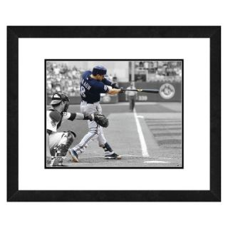 Milwaukee Brewers Ryan Braun Framed Photo