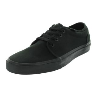 VanS 106 Vulcanized Skate Shoes (Black)   19160058