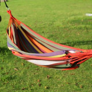 Adeco Naval Style Two Person Hammock, Antigua Color